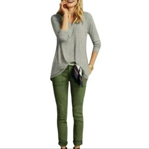 CABI   THE QUEST   TROUSER   SKINNY ANKLE PANTS D